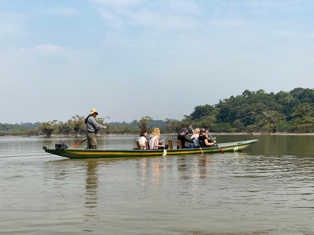 Amazon Cuyabeno River