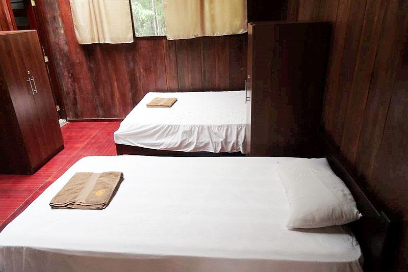 Amazon Ecuador Family Rooms