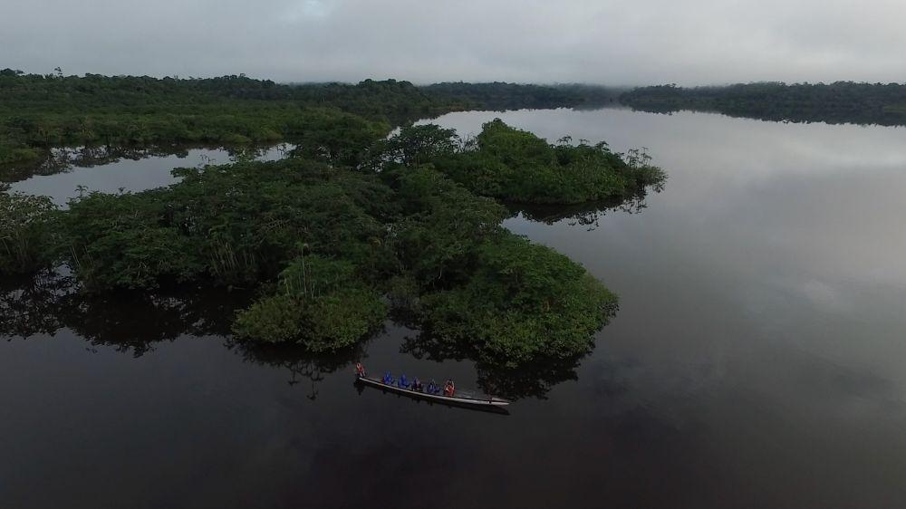 Great Lake Cuyabeno