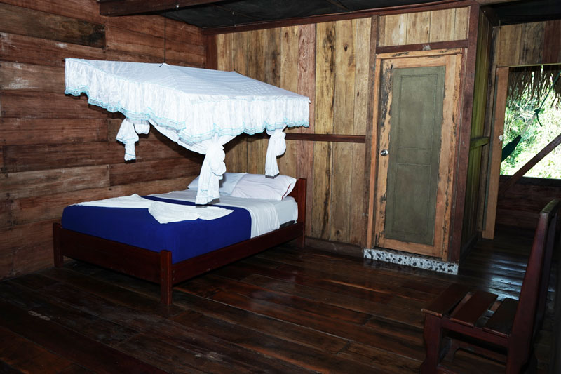 Guacamayo Ecolodge Matrimonial Room