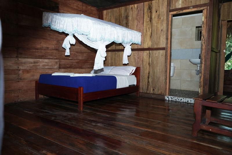 Guacamayo Ecolodge Matrimonial Rooms